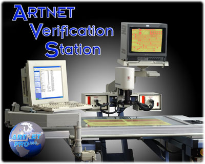 Artnet Verification System